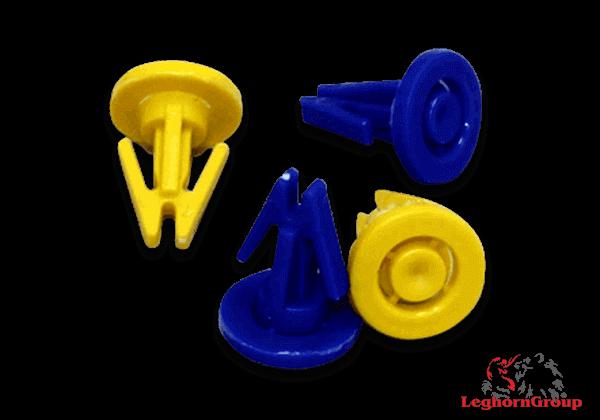 Precinto Plástico Tipo Ancla Para Cajas TOTEBOXSEAL 17x14mm