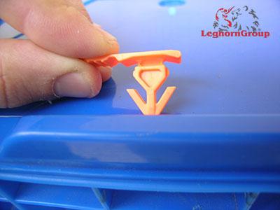precinto plastico totebox seal 37x16 mm como usarlo