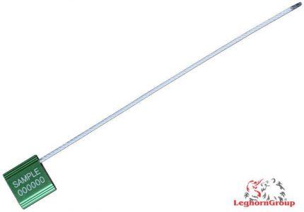 precintos con cable 2.5×200 mm