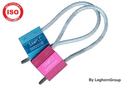 precintos de cable de alta seguridad 5×250mm