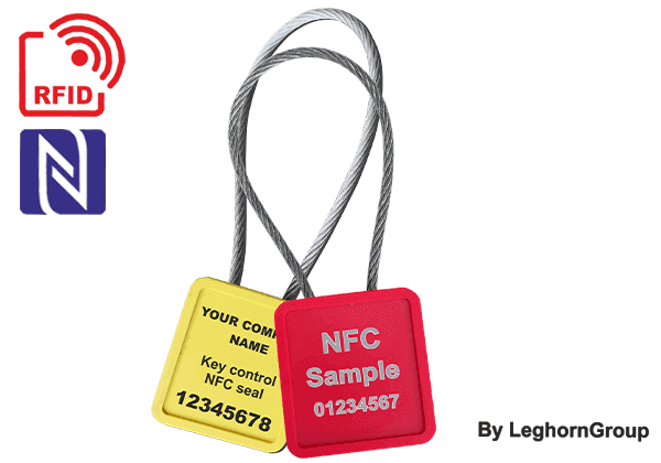 Precintos RFID - LF/HF/NFC/UHF