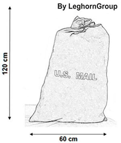 saco de correos matera diseno tecnico