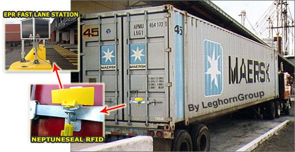 sistema rfid uhf janus gate ejemplos de uso