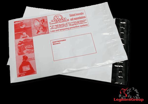 Sobre De Seguridad Sin Numeración Bag Plus
