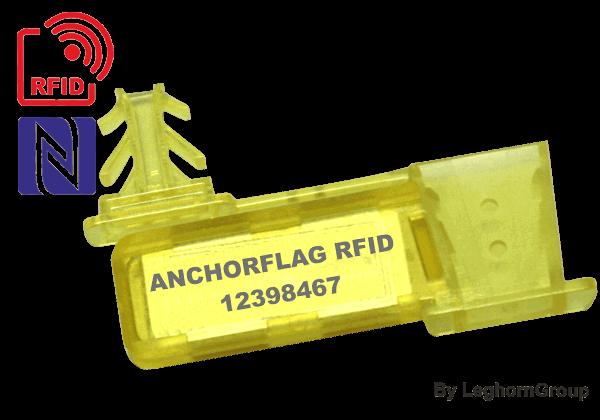 Precintos Con Alambre Rfid Anchorflag Uhf