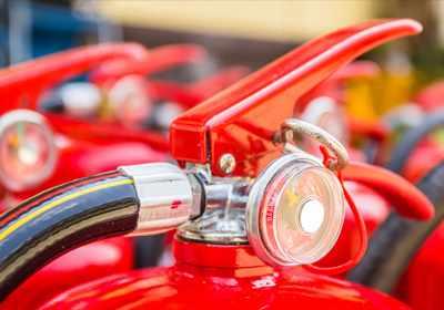 precintos para extintores
