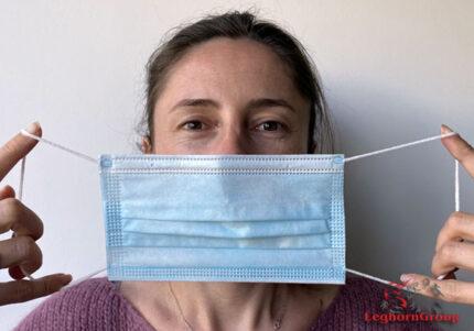 cordón elástico para mascarillas