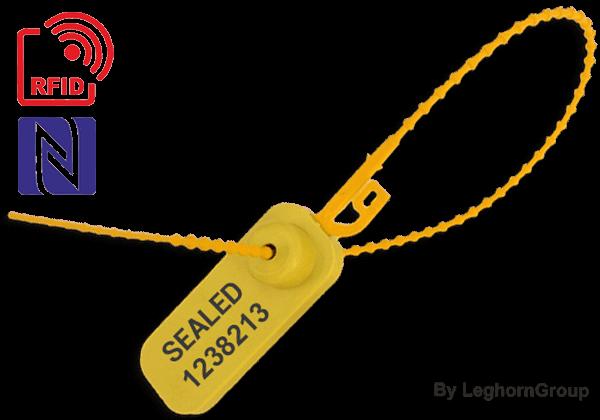 Precinto Plàstico Ajustable Adjusteseal RFID – NFC