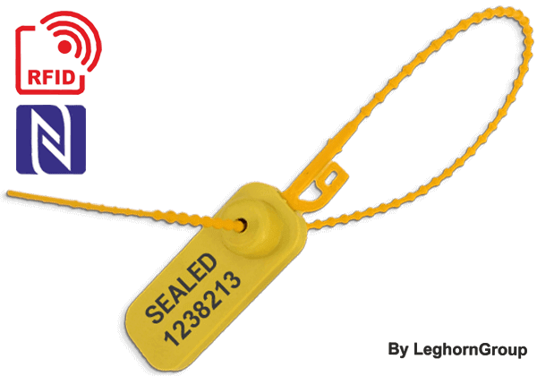 Precinto Plàstico Ajustable ADJUSTE SEAL RFID – NFC