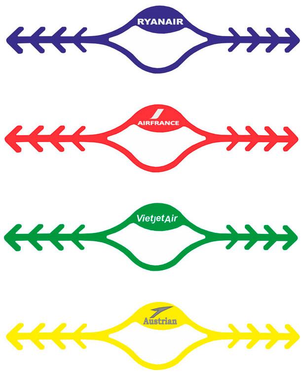 sujeta elastico para mascarilla quirurgica colores personalizacion