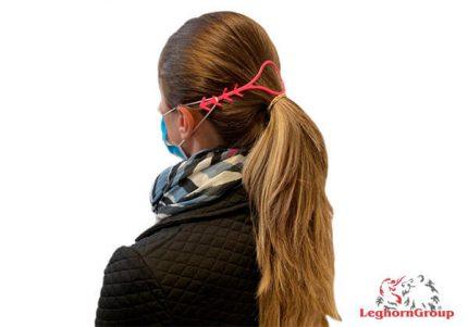 sujeta elastico para mascarilla quirurgica
