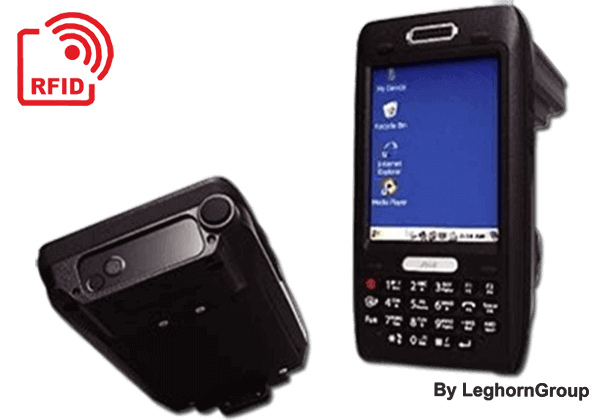 Lector EPR AT880 Hand-Held RFID UHF