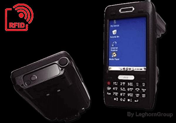 Lector EPR AT880 Hand-Held RFID UHF
