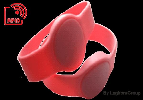 Brazalete De Silicona RFID HF