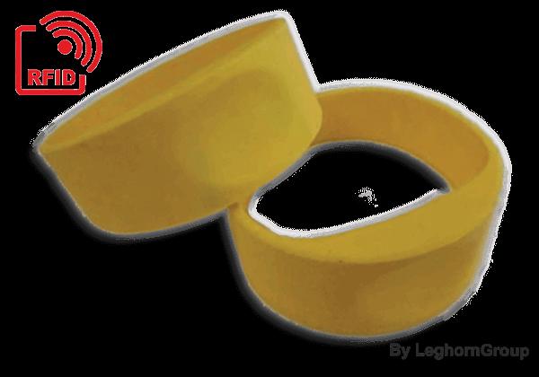 Brazalete De Silicona RFID UHF