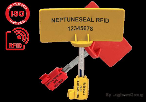 Precinto Barrera RFID Para Contentores ISO17712 Neptuneseal