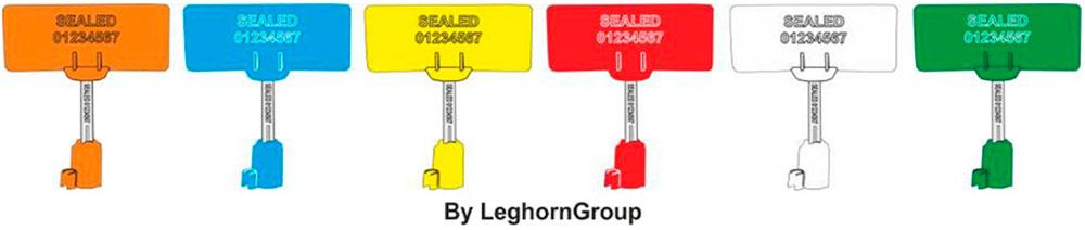 precinto barrera rfid para contenedores neptune seal colores personalizaciones