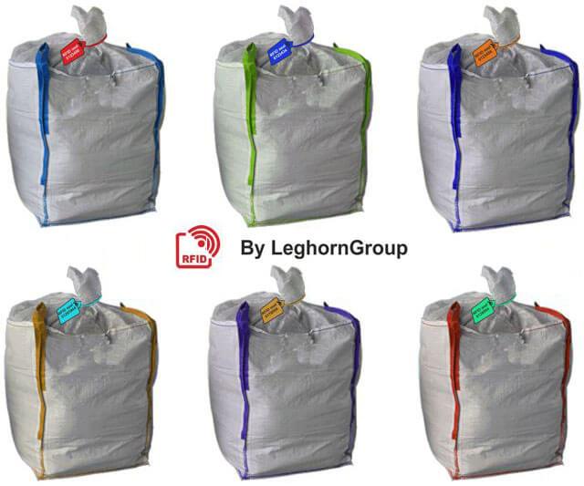 precinto rfid gestion big bag lodo colores