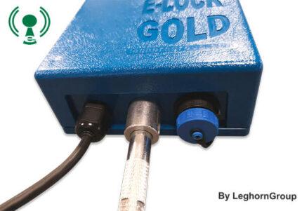 precinto electrónico e-lock gold+